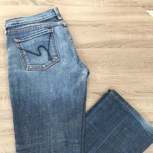 Citizens of Humanity jeans. Size 29 Kelly #001